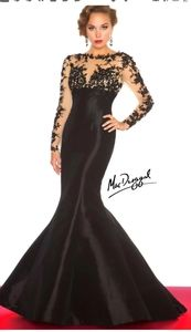 Mac Duggal Macduggal dress gown pageant